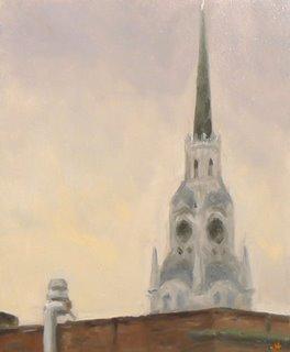 spires