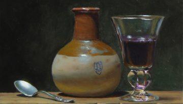 spoon_earthenware_jar_wineglass