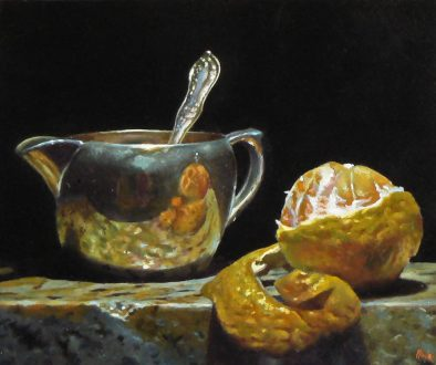 Jeffrey Hayes: Still Life Paintings: Oil Paintings