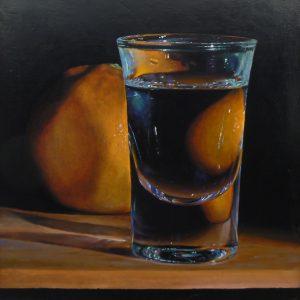 """""""Tangerine and Shotglass"""""""