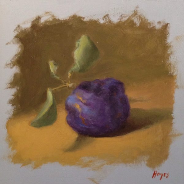 Jeffrey Hayes: Still Life Painting: Oil Painting: Aged