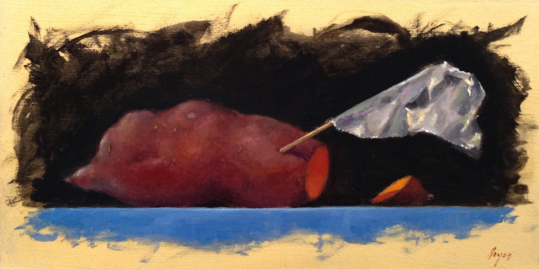 Jeffrey Hayes: Still Life Paintings: Oil Paintings: Freak Flag