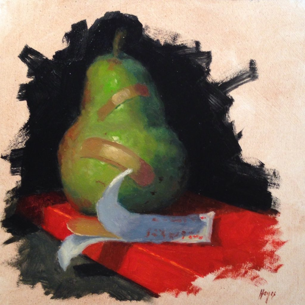 Jeffrey Hayes: Still Life Painting: Oil Painting: Survivor