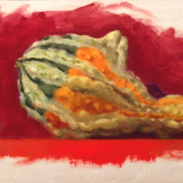 Jeffrey Hayes: Still Life Painting: Oil Painting: Alien