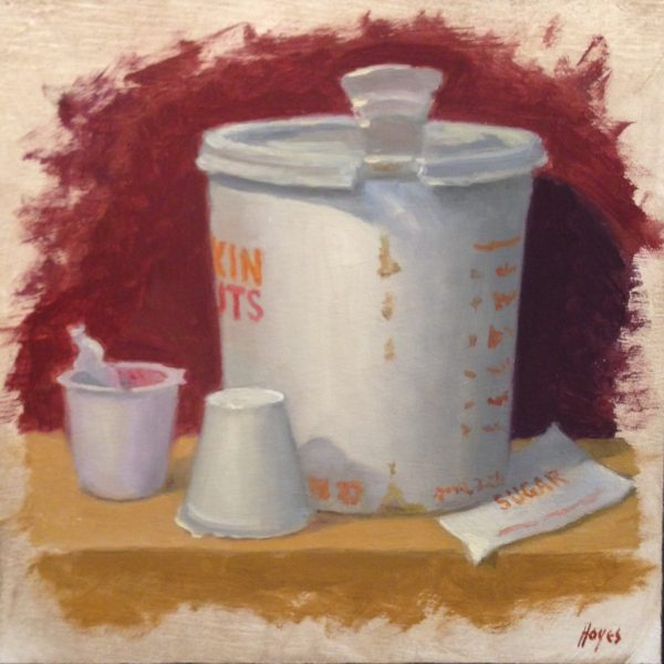 Jeffrey Hayes: Still Life Paintings: Oil Painting: Rush Hour