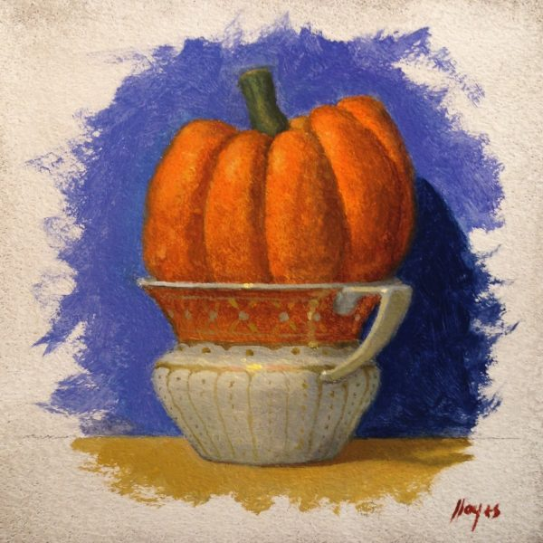 Jeffrey Hayes: Still Life Painting: Oil Painting: Mis-Match