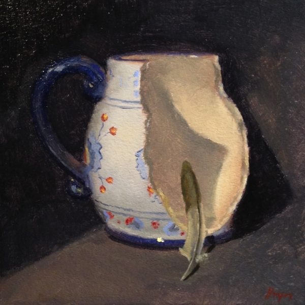 Jeffrey Hayes: Still Life Painting: Oil Painting: Impermanent