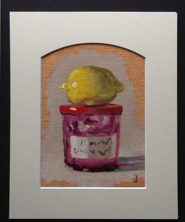 Lemon and Marmalade Study