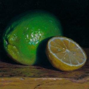 """""""Lime and Sliced Lemon"""""""