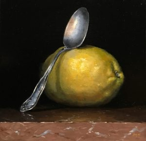 """Lemon and Silver Spoon"""