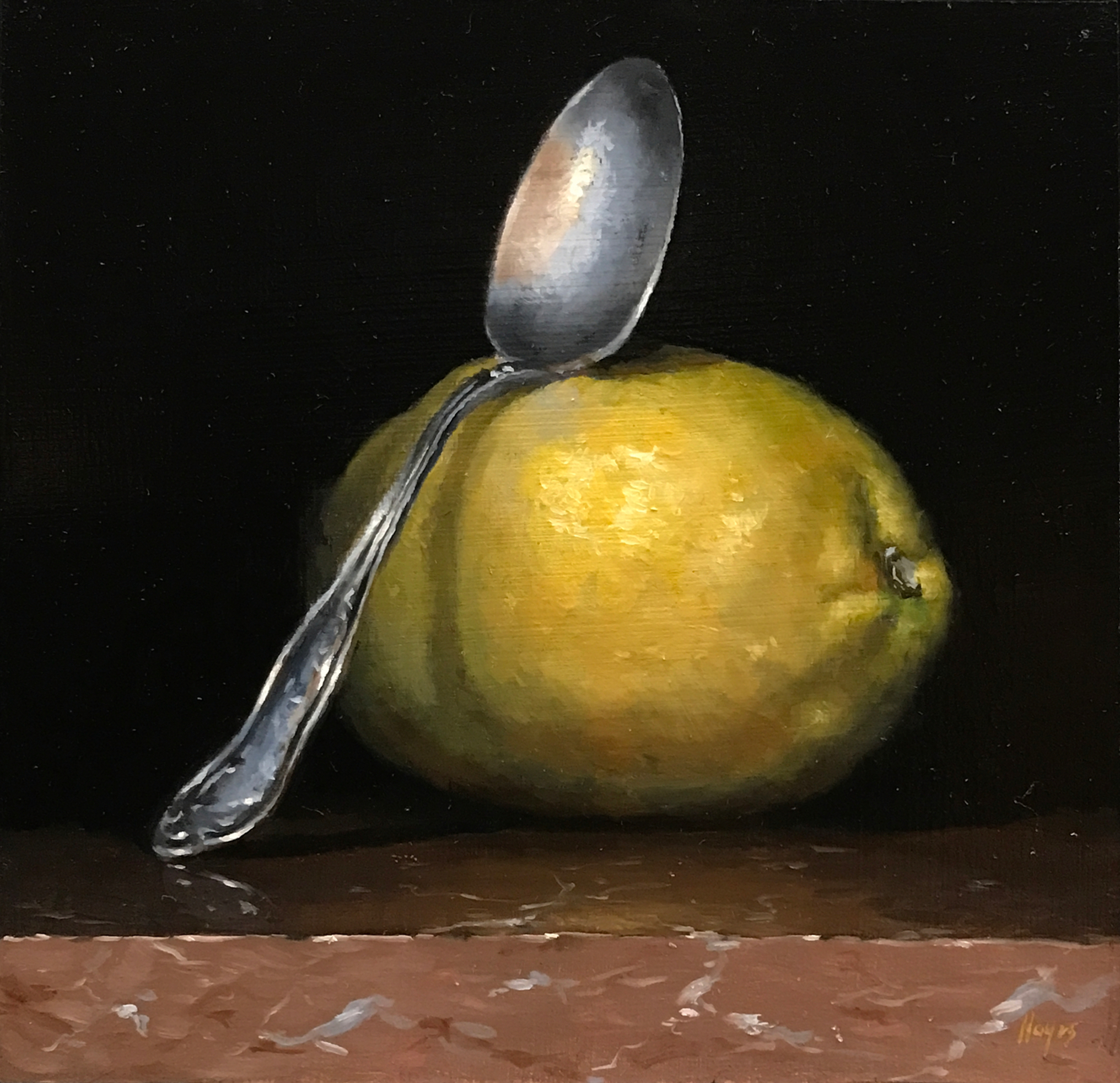 """""""Lemon and Silver Spoon"""""""