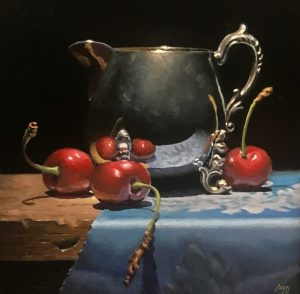"""Cherries and Silver"""