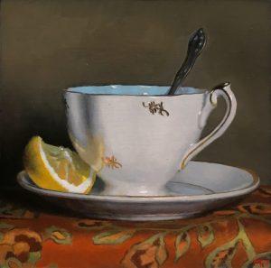 """Teacup and Lemon Slice"""