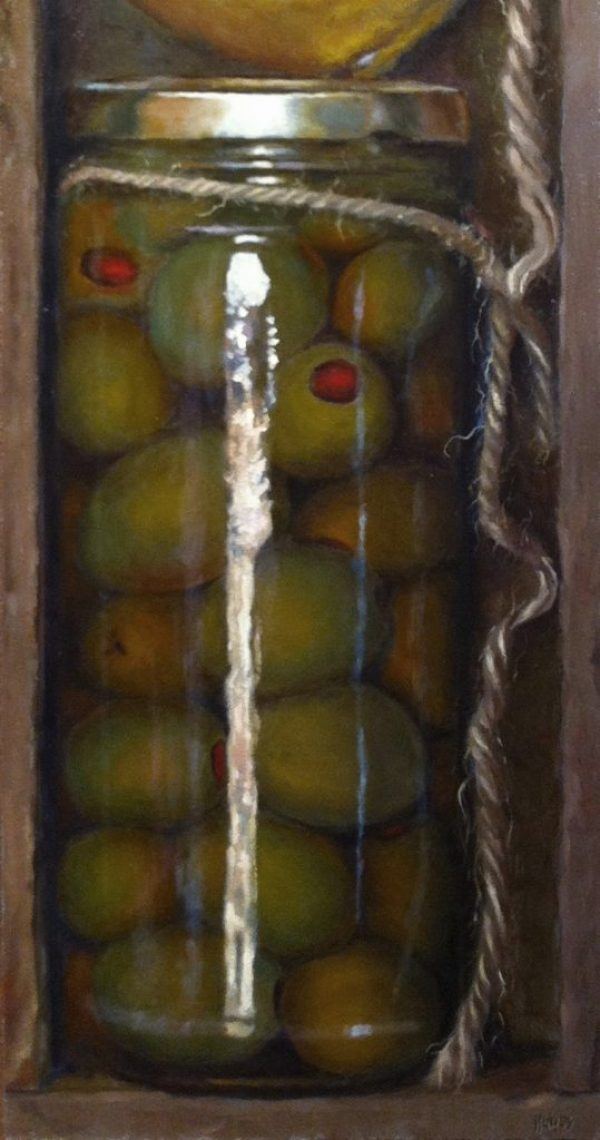 Boxed Olives