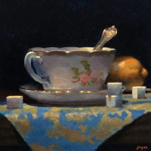 """""""Teacup, Lemon, Sugar Cubes"""""""