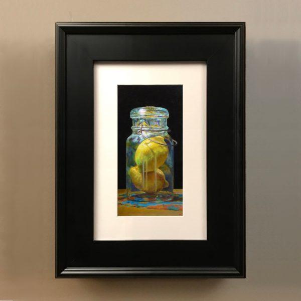 """Double Lemon"" Fine Art Print"