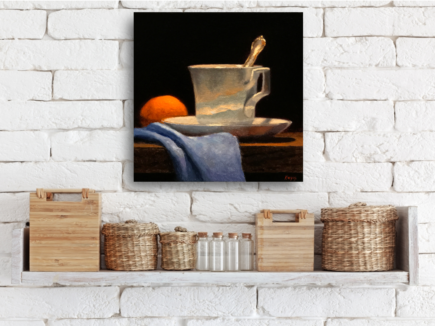 Gallery Wrapped Canvas Print
